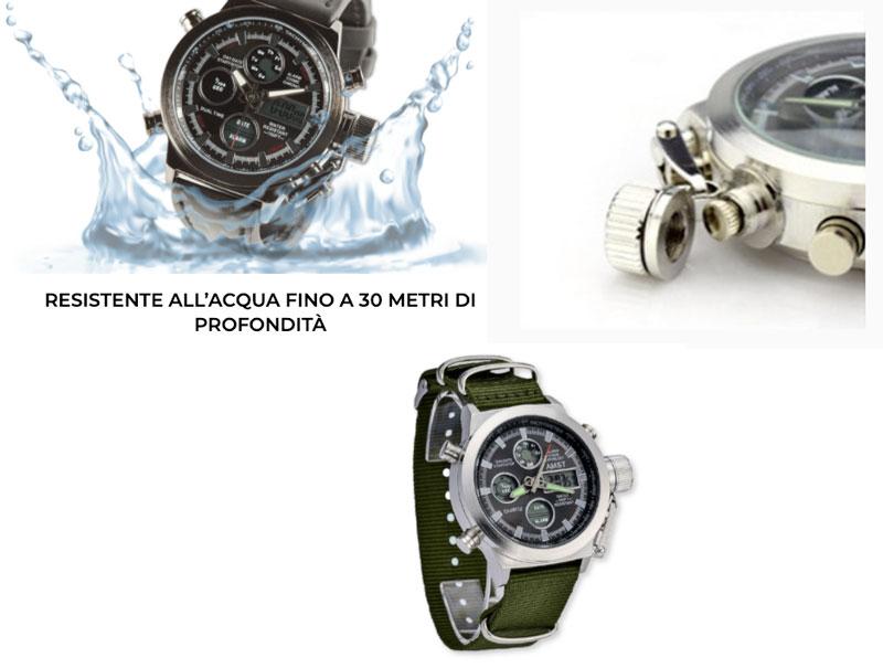 Orologio Xtechnical Watch