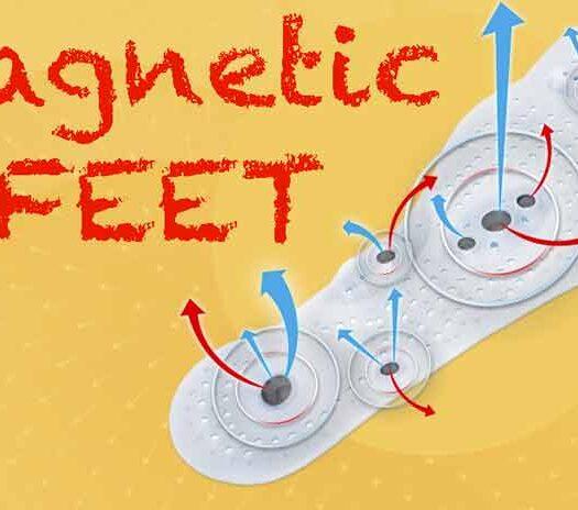 Magnetic Feet