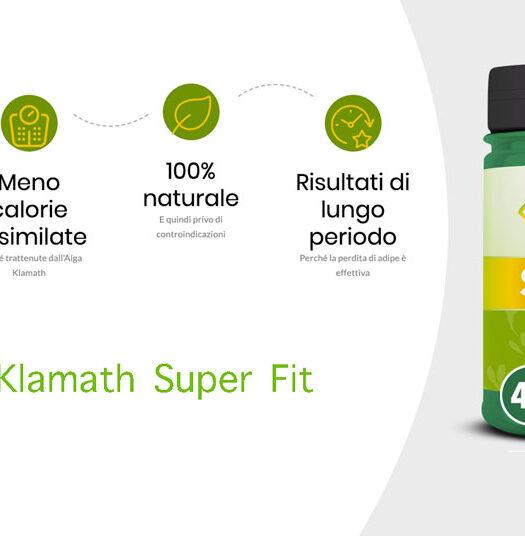 Alga Klamath Super Fit