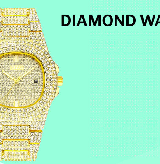 Orologio Diamond Watch