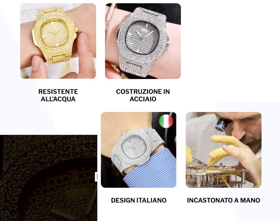 Opinioni su Diamond Watch