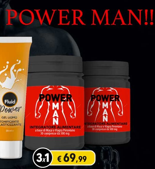 Power Man e Fluid Power