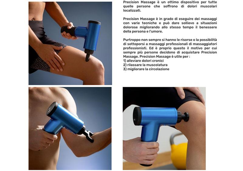 Opinioni su Precision Massage